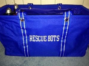 LUT rescue bots
